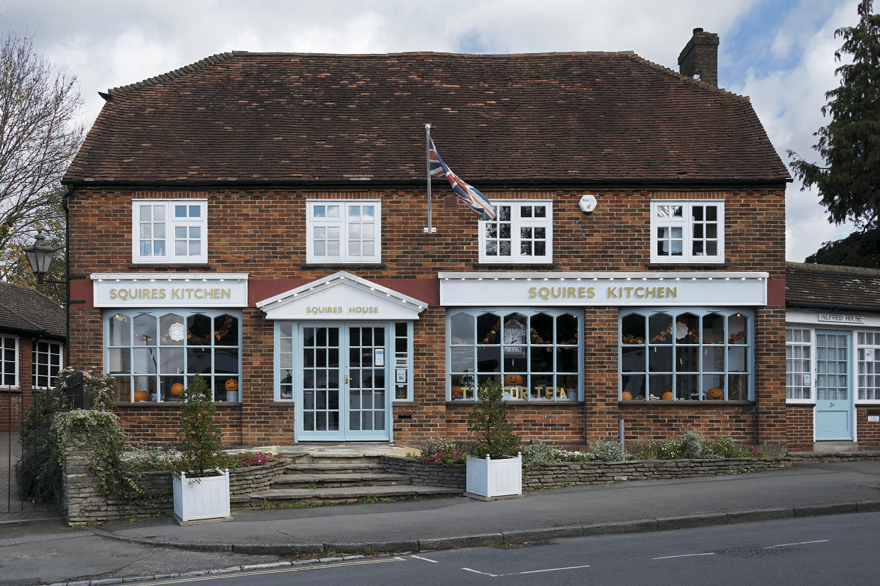 alfred house & shop